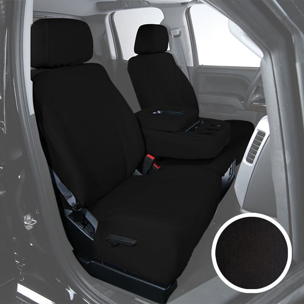 Car Seat Cover Design >> Canvas Seat Covers
